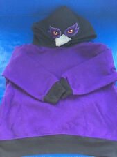 Buck Wear Toddler Purple /& Black Hawk Sweatshirt Pullover Hoodie
