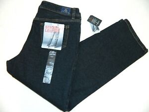 cea55ad3 Image is loading Fit-34x28-New-Liz-Claiborne-Straight-Leg-Stonewashed-