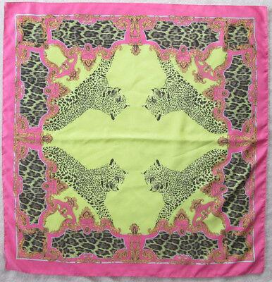 -foulard Tbeg Vintage Scarf 87 X 89 Cm