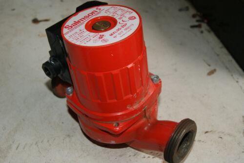 Pompe de chaudiere circulateur Salmson MXL 30-25P Euramo Occasion garantie 22
