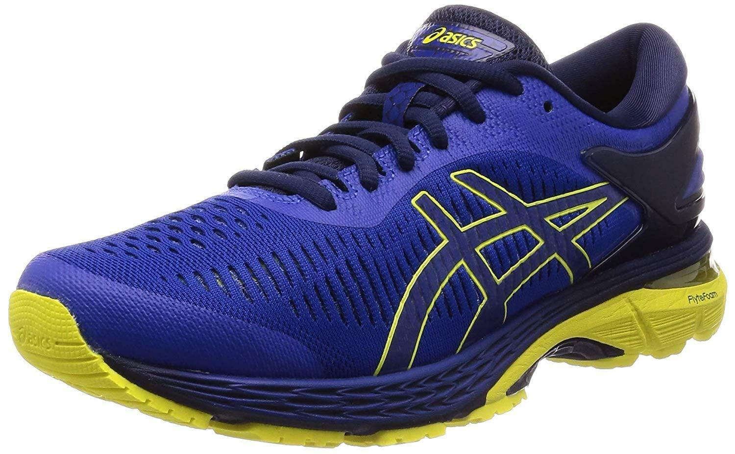 ASICS Men's Running shoes GEL-KAYANO 25 ASICS bluee 1011A019 US9.5(27.5cm)