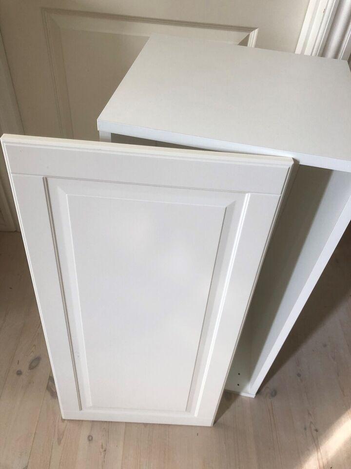 Overskabe, Ikea overskab i hvid
