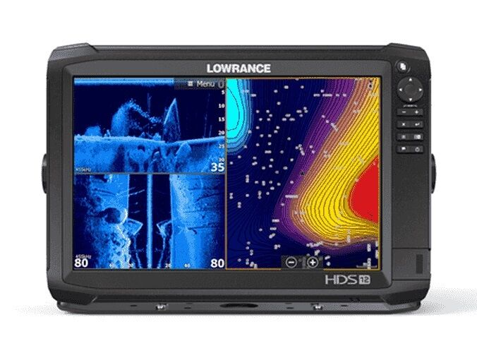 Lowrance hds 12 carbon 13689-001   is discounted