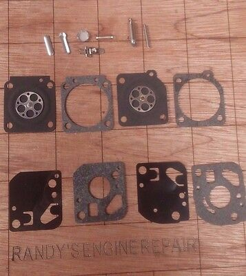 OEM Genuine Carburetor Rebuild Kit Fits Zama RB-29 280R 310R 410R 700R 704R 705R