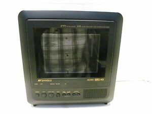 Rare vintage sansui cld0065 6 inch lcd portable acdc television w image is loading rare vintage sansui cld0065 6 inch lcd portable publicscrutiny Images