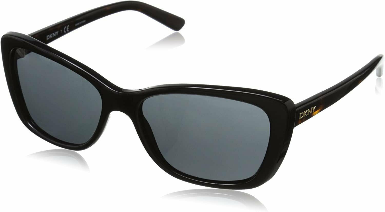 DKNY Womens 0DY4130 Cateye Sunglasses