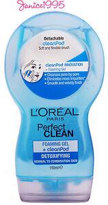 LOREAL-L-039-OREAL-Perfect-Clean-Clean-Pod-BLUE-FOAMING-GEL