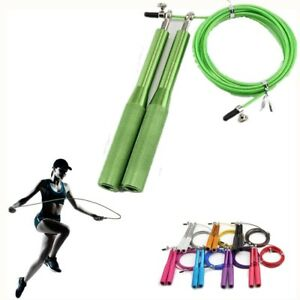Adjustable-Skipping-Rope-Speed-Steel-Wire-Skipping-Jump-Rope-Metal-Boxing-Gym