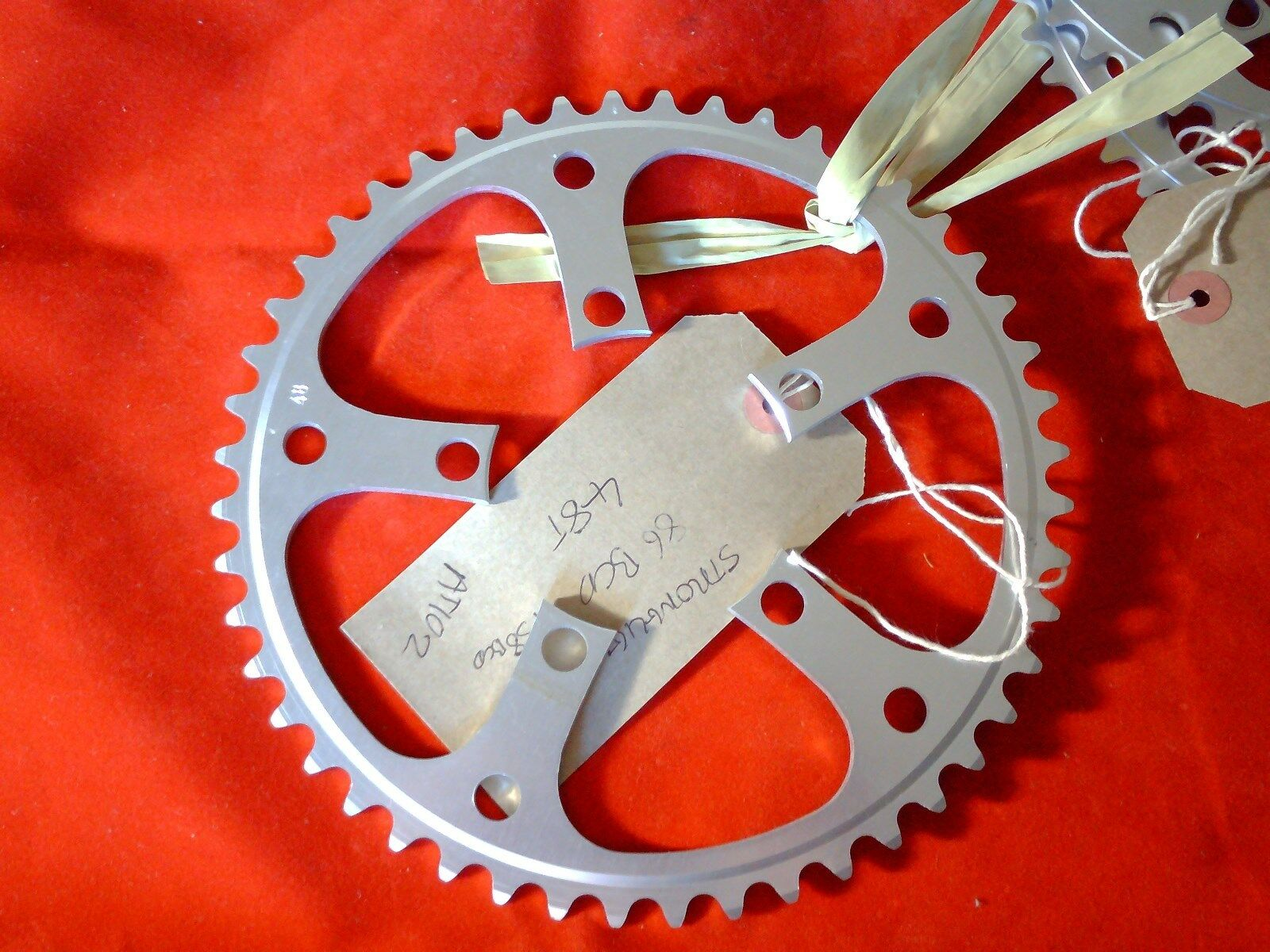 NOS 48 TOOTH STRONGLIGHT 86BCD  3 32 32 32  CHAINRING  | Qualität Produkte