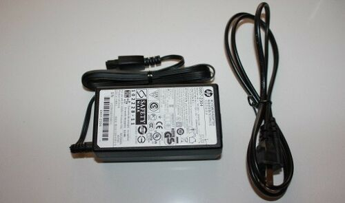 Genuine HP Photosmart 7520 e-All-in-One CZ045B printer power cord cable charger