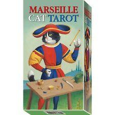 NEW Marseille Cat Tarot Deck Cards Lo Scarabeo