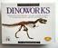 "thumbnail 2 - Dinoworks 19"" Tyrannosaurus Rex cast paint  Kit eyewitness kits age 6+"