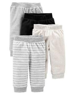 Nuevo Sencillas Alegrias By Carter S Bebe 4 Pack Pantalones De Lana 18 Meses Be1476 Ebay
