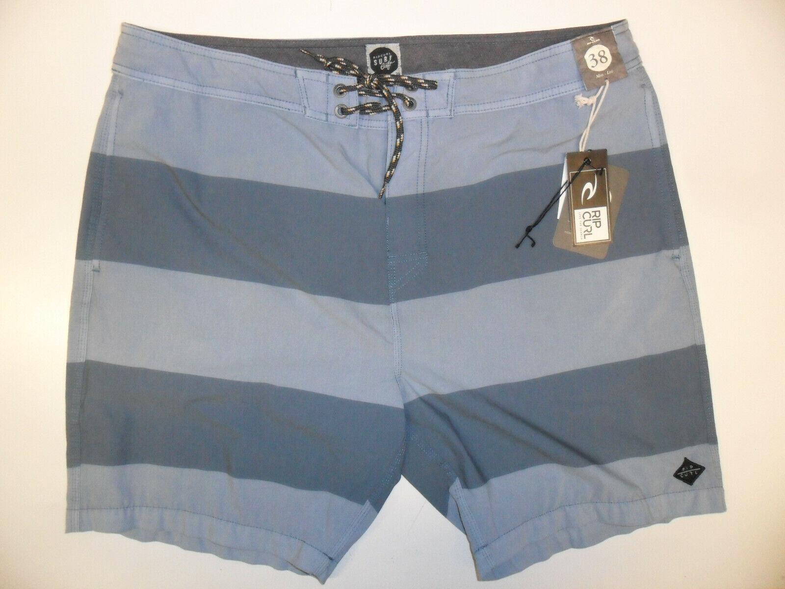e8713443f2 RIP CURL Men's BOARDWALK - blue - Size 38 - NWT DEPARTED Boardshorts  nsixnm311-Swimwear