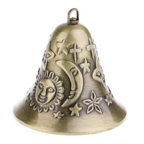 Vent carillon cloches cuivre Outdoor Yard Garden Home Decor Mascot pour Fortune