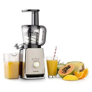 Estrattore-Centrifuga-Juicer-Freddo-Slow-Succo-Inox-Filtro-Verticale-Frutta-150W