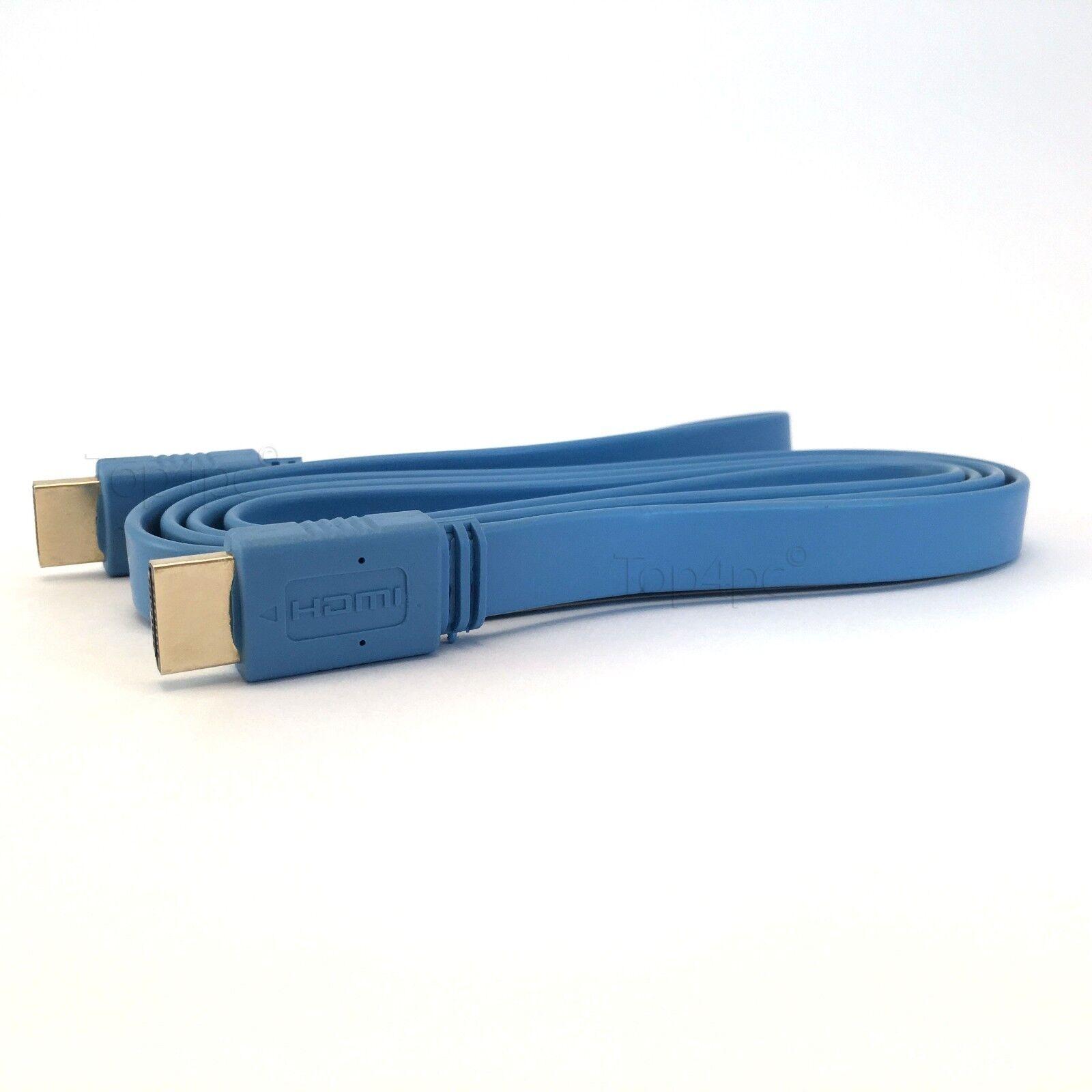 Plat 1.50m bleu