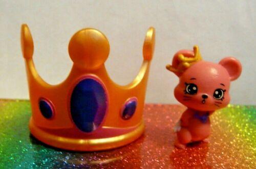 Shopkins Royal Trends Lil/' Pet RUBEN w//gold bed Mini Figures