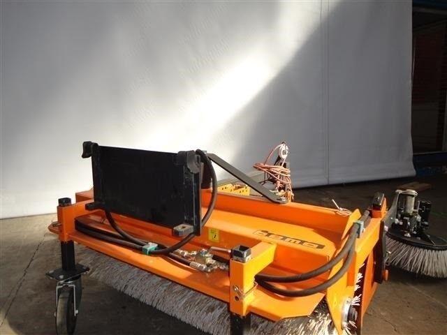 Fejemaskine, Avant / Staldkat Kost Bema 130cm