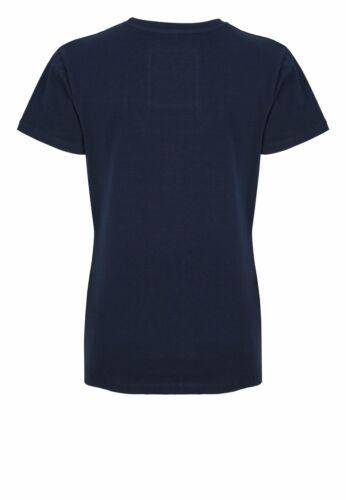 Goodyear Ladies T-Shirt Lima Dark Navy Blau