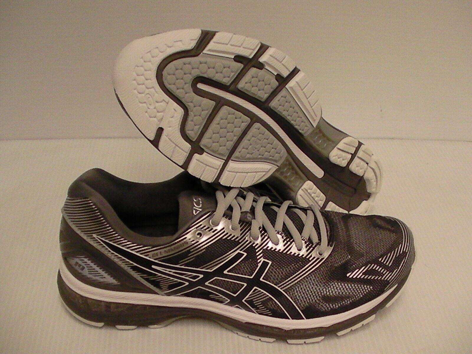 asics gel nimbus blancs 19 chaussures hommes blancs nimbus nous taille de carbone 10,5 261c8e