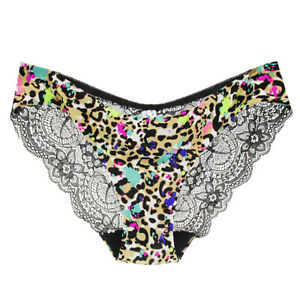 878e12054c0 Image is loading Seamless-Sexy-Lace-Panties-Cotton-Panty-Hollow-Briefs-