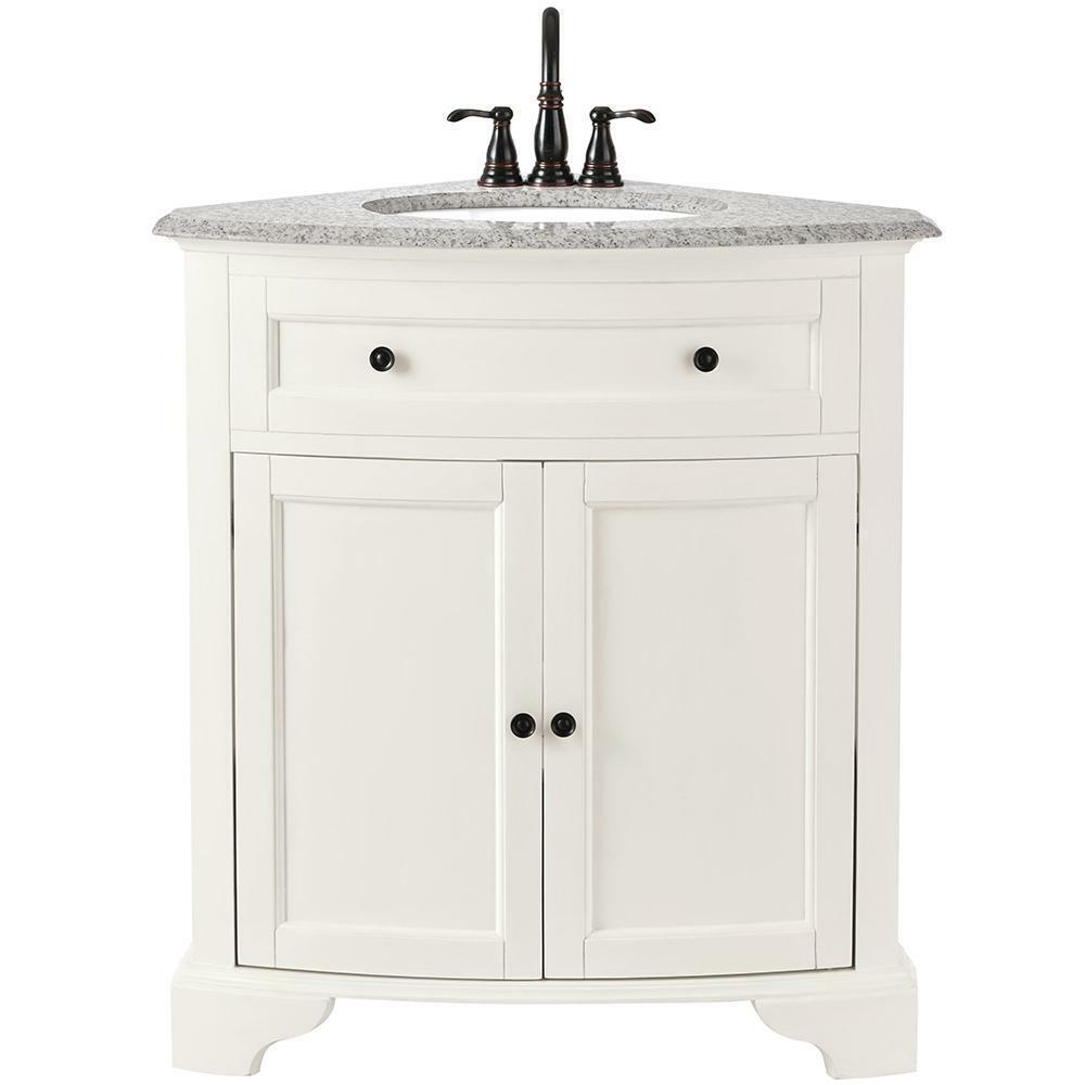 Home Decorators Collection Bath Vanity Cabinet Bathroom Storage 8 Drawer Gray For Sale Online Ebay