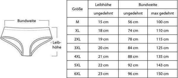 Sexy Gogo Höschen String Slip Pants Panty Shorts metallic große Größen bis 6XL