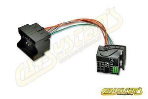VW-Adapter-MIB-MQB-auf-RNS510-RNS315-MFD3-RNS-Tiguan-Beetle-Caddy-Scirocco-T6