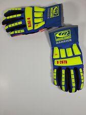 Ringers Gloves Barrier R 267b Rough Neck Heavy Duty Impact Brand New