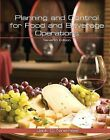 Planning and Control for Food and Beverage Operations with Answer Sheet (Ahlei) by Philip J Hickey, & Lodging Assoc   American Lodging Assoc, Ronald F Cichy, American Hotel & Lodging Educational Institute, American Hotel & Lodging Association, Jack D Ninemeier (Paperback / softback, 2012)