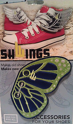 SHWINGS APPLE wings for your shoes official designer Shwings NEW 10106