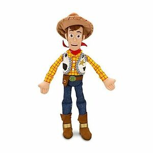 Disney Cowboy Toy Story 2 3 Kids Toys Boys Girls Sheriff Woody Plush