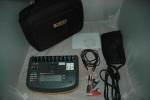 ESA620-Electrical-Safety-Analyzer-230-VAC-BRAND-NEW-unit-unused-amp-calibrated