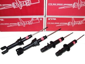 KYB Excel-G Shocks Struts Front /& Rear 94-01 Acura Integra 92-95 Honda Civic EG