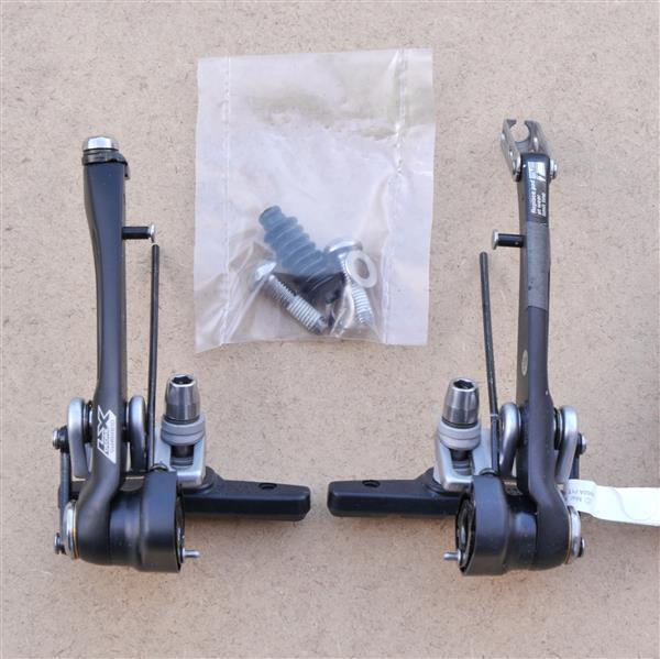 Shimano Deore LX BR-M570 vorne V-Brake Felgenbremse Vorderrad front - NEU