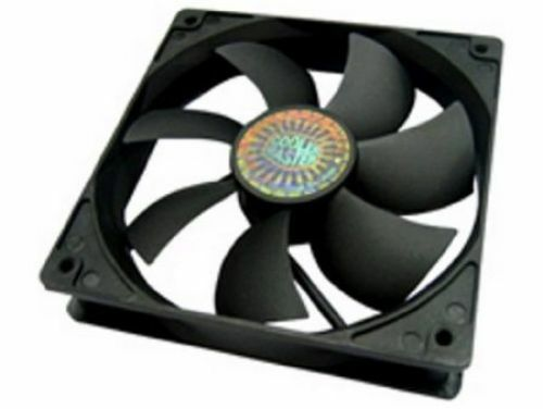 Cooler Master Sleeve Bearing 120mm Fan for Computer Cases,CPU Coolers 4-Pack
