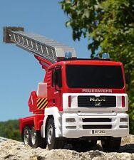 RC FEUERWEHR LKW MAN mit 7 Funktionen 35cm Ferngesteuert 2,4GHz  405008