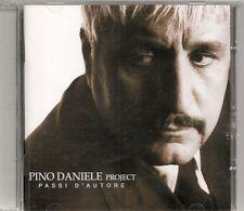 CD ALBUM 14 TITRES--PINO DANIELE PROJECT--PASSI D'AUTORE--2004