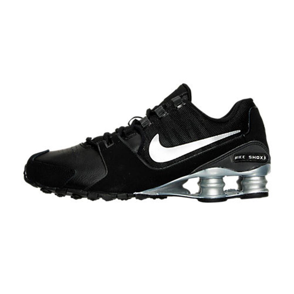 Nike Shox Avenue Leder Mens Schuhe Herren Running Schuh Sneaker alle Größen
