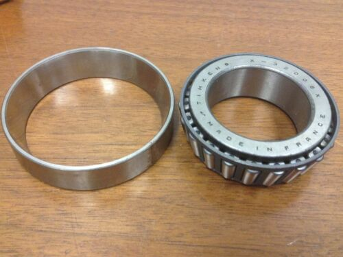 TIMKEN with 92KA1 Cup,40 mm Bore- NEW Tapered Roller Bearing Part #32008X