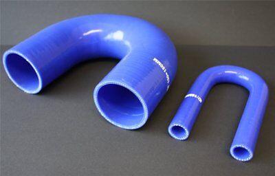 Silikonbogen 180° Id 16-76 Mm Turboschlauch Kühlerschlauch Llk Ladeluftkühler