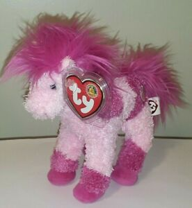 Ty Beanie Baby CANTERS the Horse (April 2006 BBOM Exclusive) MINT with MINT TAGS