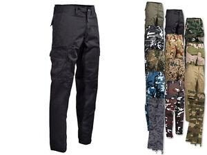 AB-US-BDU-Robuste-Rangerhose-Feldhose-Einsatzhose-Outdoorhose-Hose-XXS-XXXL