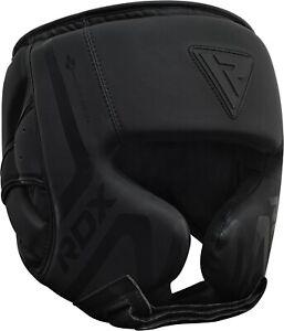 RDX-Casque-De-Boxe-MMA-Garde-La-Tete-Protecteur-Entrainement-Protection-FR