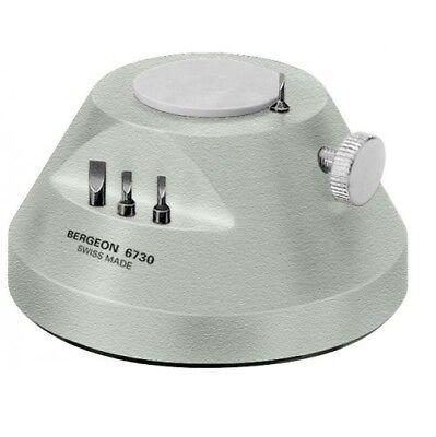 Bergeon 6730 Montre Bracelet Vis Contenant Base Fixation /& Retrait Outil