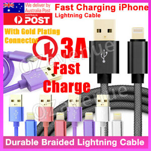 FAST-CHARGE-Lightning-Apple-iPhone-11-Pro-Max-X-8-7-6-Charging-Cable-Charger