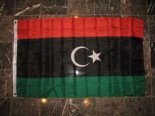 3x5 Lybia Africa Flag 3'x5' Banner Brass Grommets