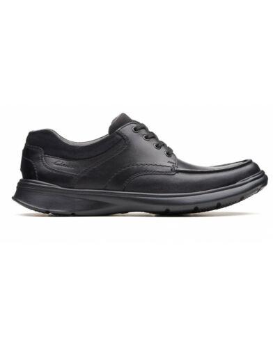y de calce ligero hombre de con H Edge negro zapatos Cotrell Clarks cuero para cordones qTUTZwz