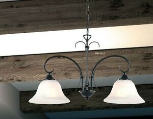 Lampadario Rustico Sospensione : Lampada da soffitto stile rustico lampadario sospensione metallo